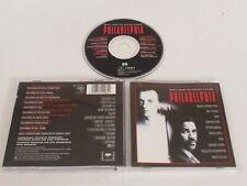 PHILADELPHIA/SOUNDTRACK/VARIOUS(EPIC  474998 2) CD ALBUM