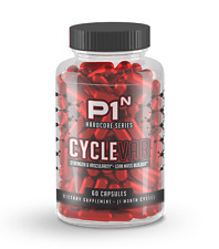 Phase One Nutrition P1N CycleVar Strength Vascularity Lean Muscle, 60 Capsules
