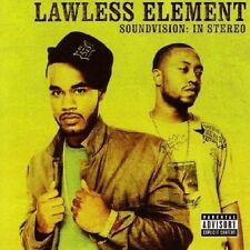 LAWLESS ELEMENT (SOUNDVISION: IN STEREO CD - SEALED + FREE POST)