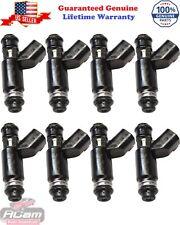 GM OEM Original #25326903 5.3L 323cid Flex Fuel Flow Matched Fuel Injectors
