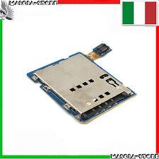 FLEX FLAT Galaxy Tab 10.1 P7500 Lettore SIM Card  Ricambio per Samsung