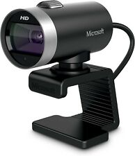 Microsoft LifeCam Cinema USB HD Webcam, AutoFocus, FaceTracking, Skype Certified