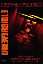 IRREVERSIBLE Movie POSTER 11x17 B Monica Bellucci Vincent Cassel Albert Dupontel