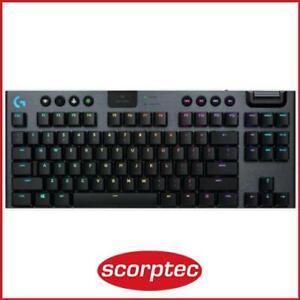 Logitech G915 TKL LIGHTSPEED Mechanical Gaming Keyboard - GL Linear