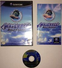 Waverace Blue Storm Nintendo GameCube Game Complete w/ Manual