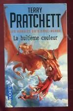 TERRY PRATCHETT: LA HUITIEME COULEUR. POCKET. 2013.