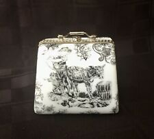 New ListingLimoges France Peit Main Trinket Box Suitcase Purse Limoges Trinket Box