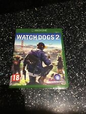 XBOX ONE 1 Game Watch Dogs 2 Watchdogs