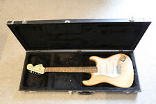Fender 70s Strat Natural Ash/Maple with pro series case