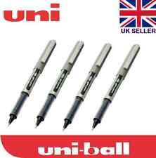 4 X UB-157 Uni-Ball Eye Rollerball Pen 0.7mm Negro