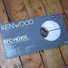 """Kenwood KFC-HQ105 Door / Rear Deck Car Speakers 2 Way 10cm 4"""" 70W VINTAGE BOXED"""
