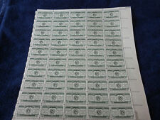 #1065 Land Grant Colleges MNH Sheet 50