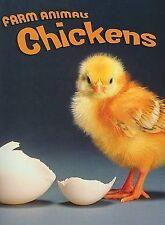 I polli (animali da fattoria (Gareth Stevens)) da hudak, Heather C.