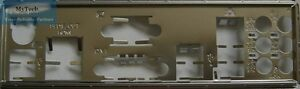 ASUS I/O IO SHIELD BLENDE BRACKET  P8H67-M PRO, P8H67-V, P8Z68-V LX
