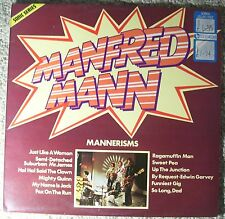 MANFRED MANN Mannerisms LP UK Phillips Sonic SON 016 NM Mighty Quinn Original