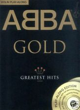 ABBA Gold Greatest Hits Noten + 2 Play-Along CDs Violine