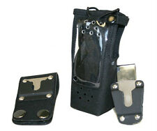 Radio Holster Motorola CP185 D-RING Police Fire