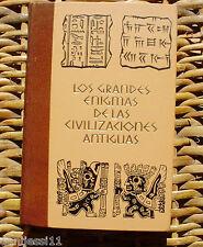Los grandes enigmas de las civilizaciones antiguas/ Roma y Pompeya/ Tomo 3