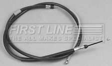 Handbrake Cable fits BMW X3 E83 2.5 Right 04 to 10 Hand Brake Parking Firstline