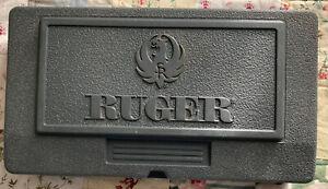Ruger .45 Auto Pistol Empty Gun Case. For Model 06645
