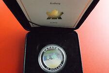 *Kanada 20 Dollars Hologramm Silber PP 2004 * Eisberg