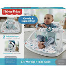 Fisher-Price Sit-Me-Up Floor Seat - Pacific Pebble Infant Chair NEW 50% Off!