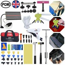 79pc PDR Tools Auto Body Paintless Hail Removal Repair Dent Puller Lifter Kit UK