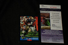 RODNEY CULVER 1992 CLASSIC DRAFT SIGNED AUTOGRAPHED CARD #47 JSA CERTIFIED RARE