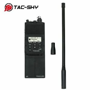 TAC-SKY Tactical Airsoft Military AN/PRC 148 Walkie Talkie Virtual Model