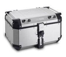 GIVI TREKKER CASE 58L TOP BOX CASE BMW R1200GS ADVENTURE 2014 > OBK58A + SRA5112