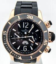 JAEGER LECOULTRE MASTER COMPRESSOR CHRONO GMT NAVY SEALS 46MM REF:Q1852670