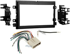 Metra 95-5812 Double-Din Car Stereo Radio Install Dash Kit for Ford 2004-2011