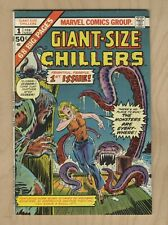 Giant Size Chillers #1 Feb 1975 FN- First Issue Giant Size Marvel Comic