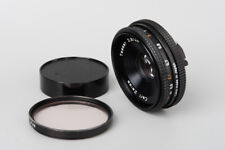 Contax Carl Zeiss Tessar T* 45mm f/2.8 f2.8 Manual Focus Lens, AEJ For CY Mount