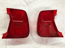 Mopar 69 Barracuda  tail light lenses (R and L)