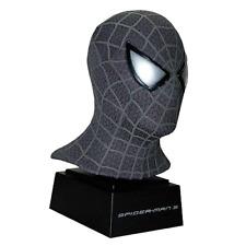 Master Replicas Spiderman 3 Black Scaled Replica Mask