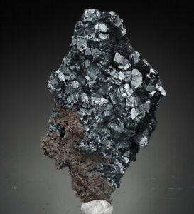 RAMSDELLITE lustrous crystals !! USA Mistake mine /aw307