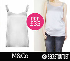 M&Co Polyester Regular Size Tops & Shirts for Women