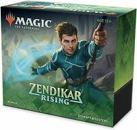 Magic the Gathering Zendikar Rising Bundle Box (With 10 Draft Boosters) NEW SEAL