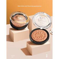 Face Powder Highlighter Bronzer Makeup Contour Palette Powder Glow Makeup NEW UK