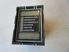 Opel Vectra Calibra A Bordcomputer Schalter 1236046 NEU orig.
