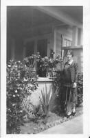 Vintage FOUND ANTIQUE PHOTO bw FREE SHIPPING Original Portrait Of A Woman 07 23
