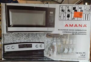 Amana AMV2307PFS Microwave Hood Combination