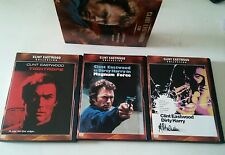 000 Clint Eastwood - Cop (Dirty Harry Magnum Force / Tightrope), DVD Collection