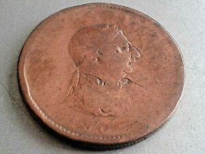 GEORGE III PENNY 1806