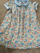 Mini Boden Girls 2-3 Years Pretty Floral Classic Dress