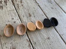 🔥 Rare Black Fox Walnut & Tortoise Shells- Shell Game Monte- Close Up Magic