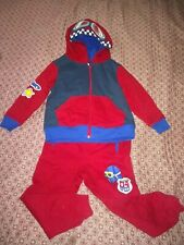 Toddler Boy 2pc Outfit Race Car