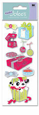 JOLEE'S BOUTIQUE GIFT GIVING DIMENSIONAL STICKERS  BNIP