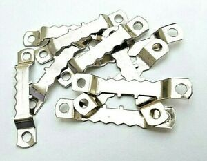 Saw Tooth Picture Hangers 45mm Nickel Plated Canvas Frame Artist FREE POST
